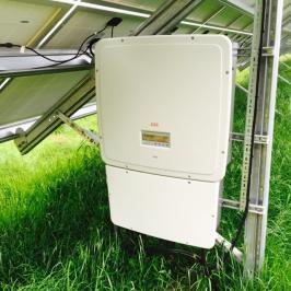 Sistem fotovoltaic la retea 3kW cu sistem prindere